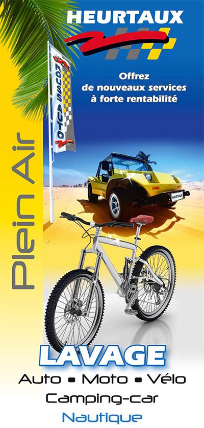 Lavage Auto • Moto • Vélo • Nautique